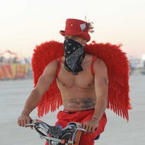 Photos: Burning Man vs. Coachella fashion smackdown