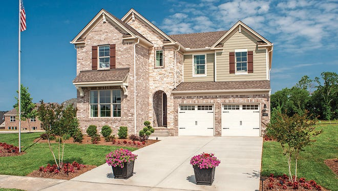 The Kinsley at Beckwith Crossing is now open for touring.