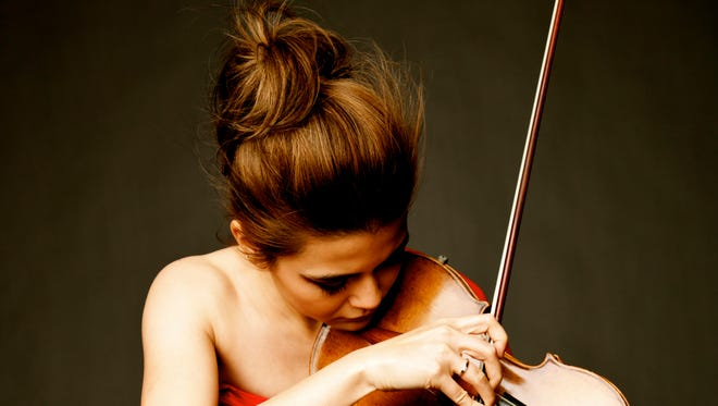 Violinist Karen Gomyo returns for Prokofiev's First Violin Concerto March 2-4 as the Milwaukee Symphony does Symphonie Fantastique.