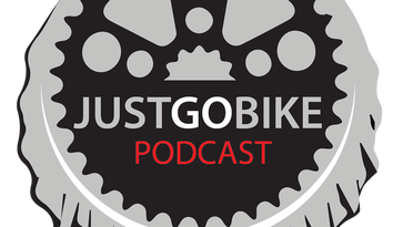 JustGoBike podcast is available on Itunes, Stitcher and Soundcloud!