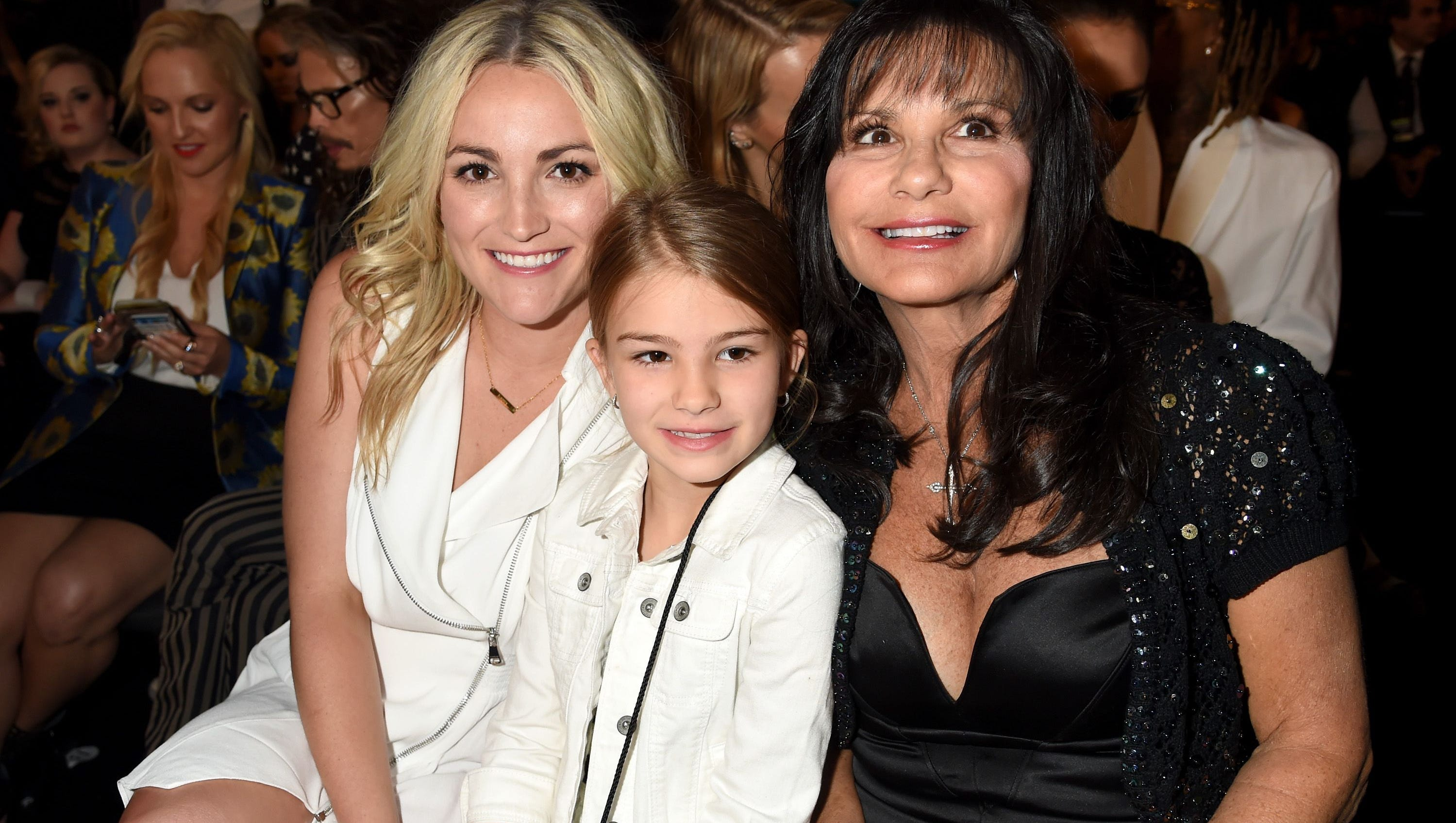 Jamie Lynn Spears Was Nearby When Daughter Crashed Atv In Pond