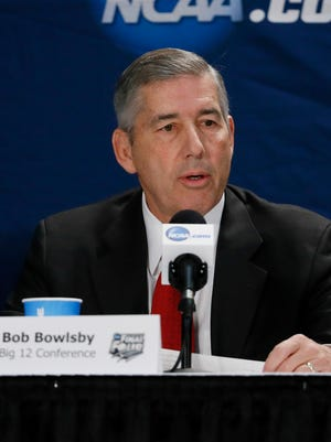 Big 12 commissioner Bob Bowlsby says his conference colleagues will settle some of their Playoff approach this month.