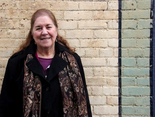 Linda Bowers, of the Elizabeth Bowers Zambia Education