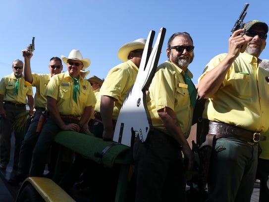 The Asphalt Cowboys Monday at Cornerstone Community