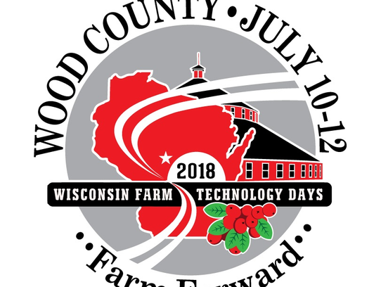 Farm Technology Days logo.