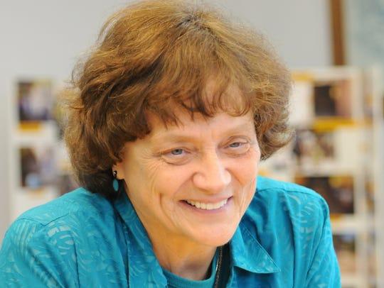 Casa ALBA Melanie director Sister Melanie Maczka.