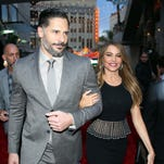 Joe Manganiello and Sofia Vergara arriving at a premiere in June. The pair tied the knot Nov. 22, and Vergara shared 55 photos from her wedding weekend on Instagram.