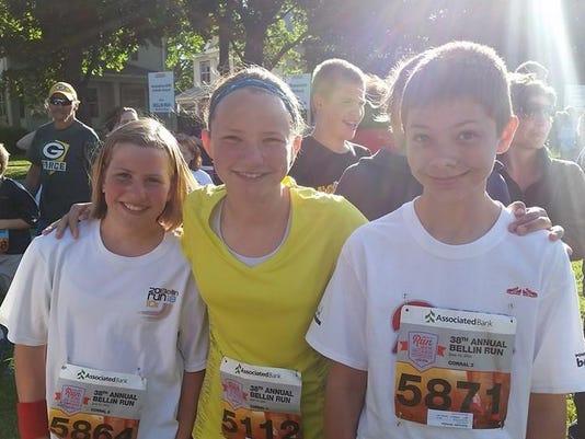 Bellin Kids for Running