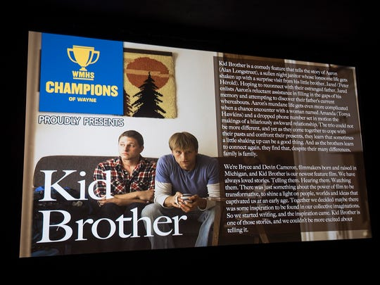 Kid Brother premiered at the State Wayne Theater.