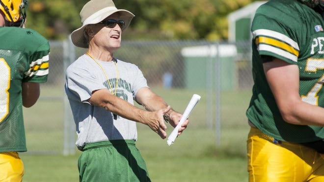 Former Pennfield football coach Nick Koenigsknecht will be inducted into the Pennfield Hall of Fame.