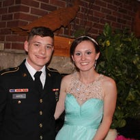 Middle College students held their Prom at Tanglewood Friday.