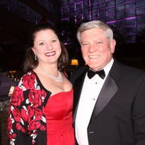 More than 500 guests gathered at the Hyatt Regency for an evening of celebration during the 21st annual Sweetheart Charity Ball, benefiting Meal on Wheels of Greenville County.
