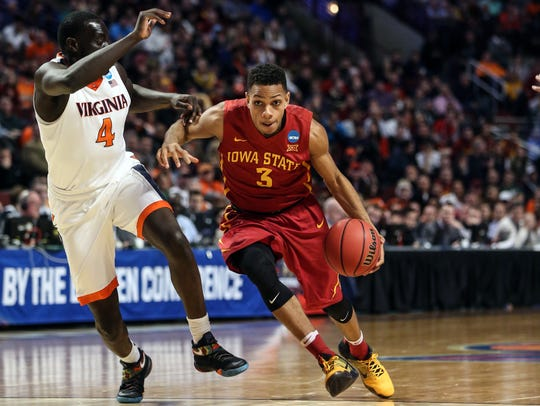 Former Iowa State guard Hallice Cooke will be on hand