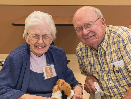 Bob & Evelyn Johnson 75th Anniversary