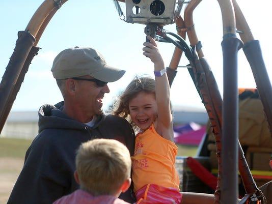 Lions Clubs of San Angelo'shot-air balloon festival