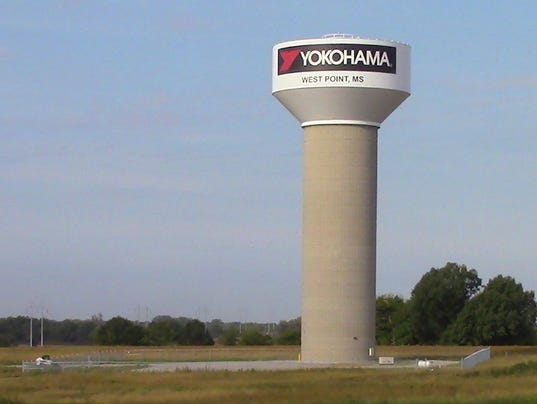 Yokohama Tire nearing completion in West Point