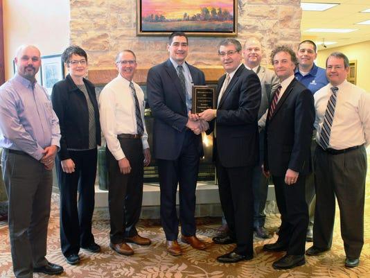021916 Investors Community Bank lender award COPY