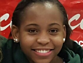 North Rockland girls basketball point guard Gabrielle Cajou is the Rockland Scholar-Athlete of the Week.