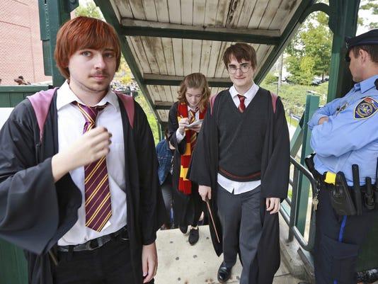 Harry Potter Fan Festival Crackdown