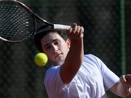 Dallastown's Tyler Lilie leads a Wildcats squad that finished just behind South Western in last year's YAIAA Division I standings.