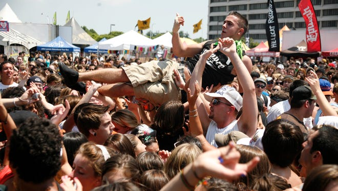 Band rocks out at Vans Warped Tour 2009. Here's how to get discount tickets to the Salem show.