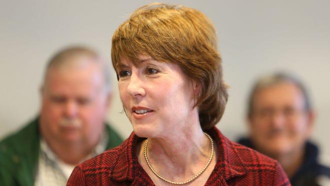 Rep. Gwen Graham, D-Fla.