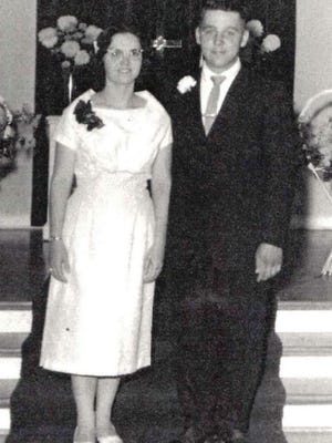 Bess and Robert Henley