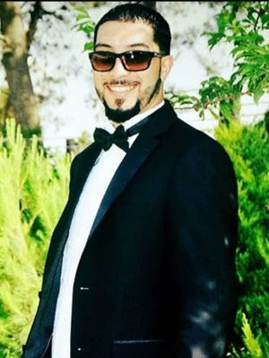 Thaer Zidan, 27, died on Feb. 14, 2017, after being shot at the Chi-Town Gas & Grocery Store in Alexandria. The man accused of killing him, Timothy Earl Teasley, was in court again Monday.