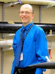 Spring Grove Area High School physics teacher Brian
