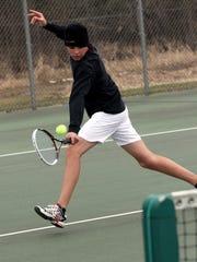 Stevens Point Area Senior High No. 1 singles player