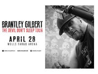 Win 2 tickets to Brantley Gilbert