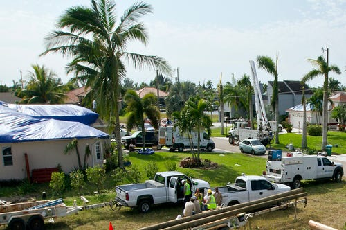 Cape Coral Residents continue restoration process after tornado