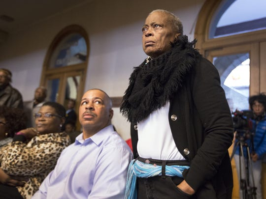 Zakiyyah Allen, 62, of College Hill, was one of the many supporters of The Center for Closing the Health Gap, run by former mayor Dwight Tillery, who came out in force to tell Cincinnati City Council about the good work the non-profit does. She also called for the ouster of Mayor John Cranley. She said she would not stop until Cranley was out.