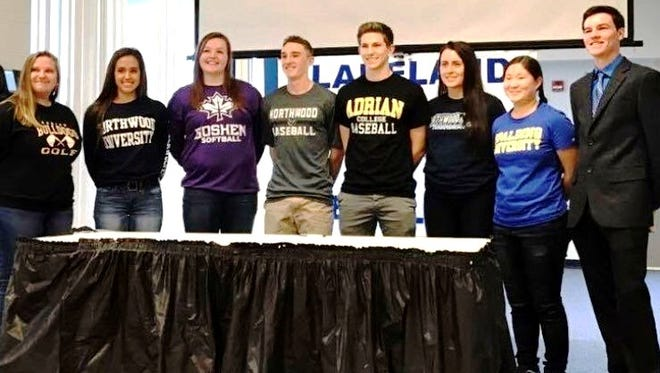 National letter of intent signees.