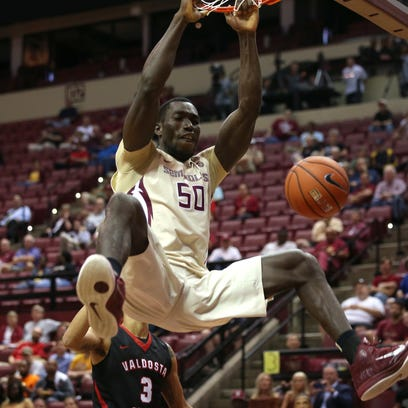 Hard work paying off for Florida State's Michael Ojo