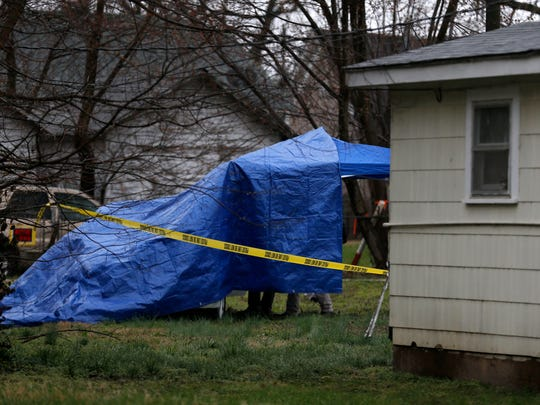 Springfield police are investigating a death in the