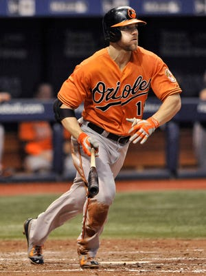 The fantasy potential of Baltimore Orioles slugger Chris Davis and other Major League Baseball players will be discussed at Fantasy Spring Training on Saturday, Feb. 6, at Martin Library.
