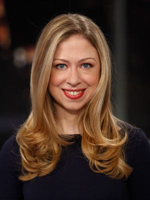 "Chelsea Clinton will be in Nashville March 26 to discuss and sign ""She Persisted Around the World: 13 Women Who Changed History."""