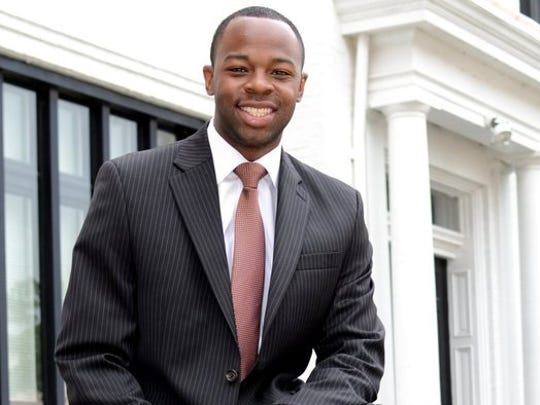 Alex Burton will be the president of the Evansville Black Chamber of Commerce.