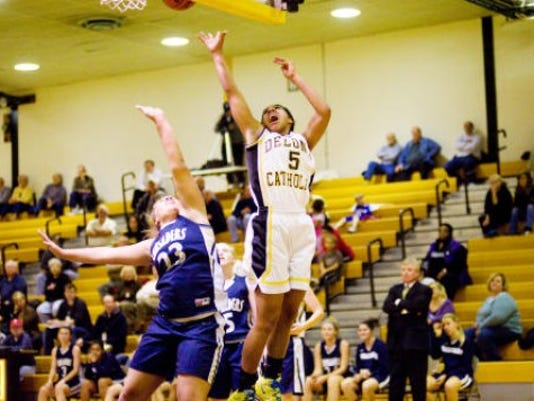 Sierra Moore had 24 points in a season-opening win against Bishop McDevitt.
