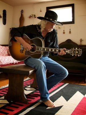 Arlo Guthrie will bring his Running Down the Road tour to Toms River and West Long Branch this month.
