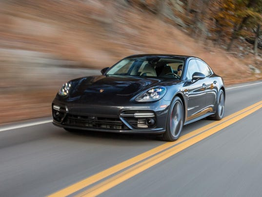Auto review: Porsche's new Panamera Turbo delivers plush power