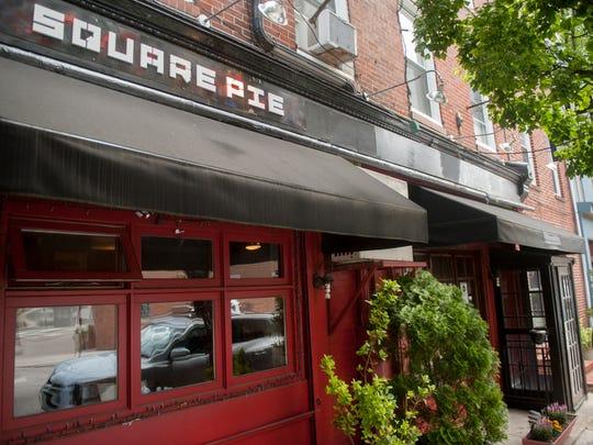 Square Pie is located at 801 East Passyunk Ave. in Philadelphia.