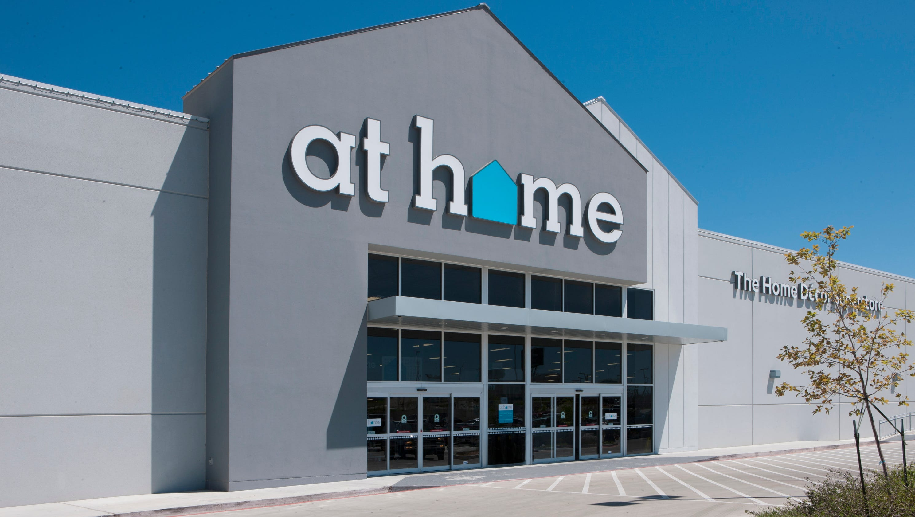Former Sears to be e At Home store