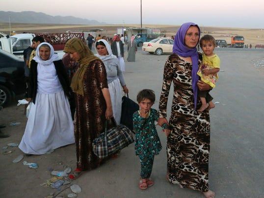 Iraq strikes