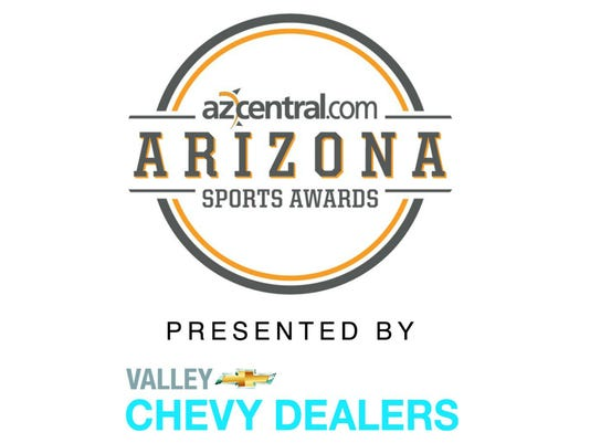 Arizona Sports Awards logo