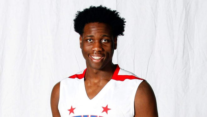 McDonald's All-American and Indiana Mr. Basketball Caleb Swanigan has chosen to play for Michigan State.
