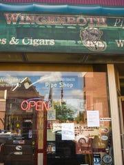 Wingenroth Pipe Shop at 706 Cumberland St., Lebanon,