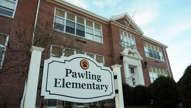 Voters in the Pawling school district weighed a $37 million budget during the school budget vote Tuesday, May 17, 2016.