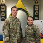 Pair of medics will represent Fort Bliss at Armywide competition